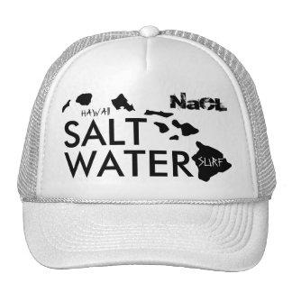 NaCL Salt Water Surf Cap
