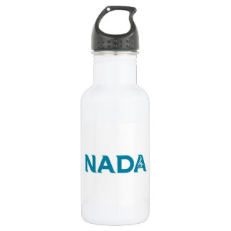 NADADANCE TEAL FULL LOGO GYM WATER BOTTLE