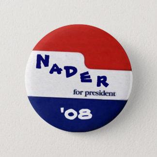 Nader '08 Button