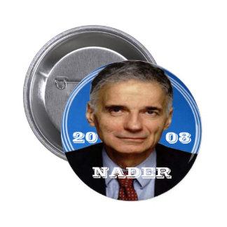 Nader 2008 Button