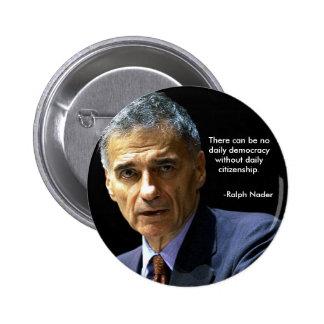 Nader 6 Cm Round Badge