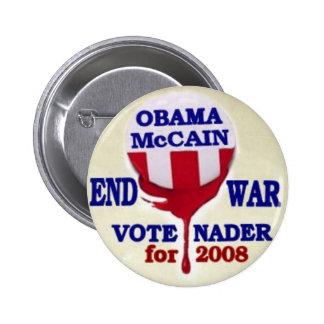 Nader End War Button