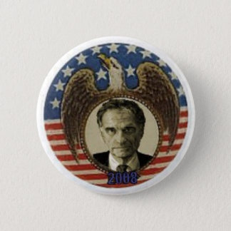 Nader Retro Eagle Button