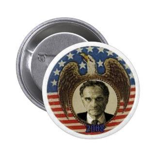 Nader Retro Eagle Button
