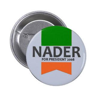 Nader Ribbon Button