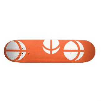 Nagano 21.3 Cm Mini Skateboard Deck