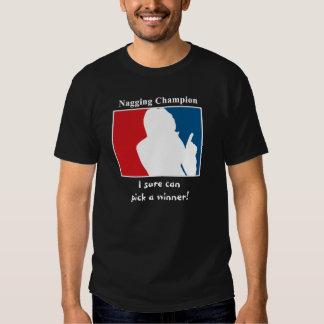 Nagging Champion T-shirt for Men