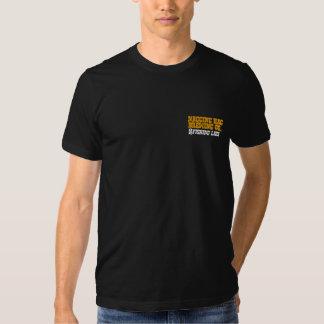 Nagging Hag - Beer Glass Design Tee Shirt