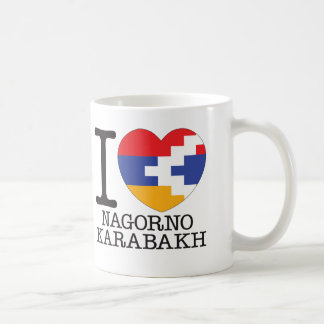 Nagorno-Karabakh Love v2 Coffee Mug