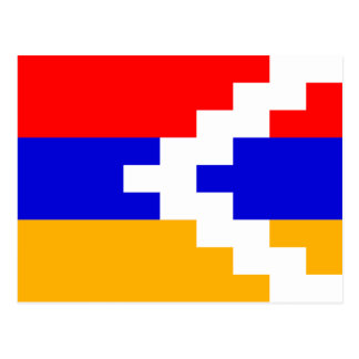 nagorno-karabakh postcard
