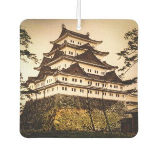 Nagoya Castle in Ancient Japan Vintage 名古屋城