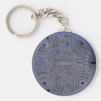 Nagoya manhole keychain