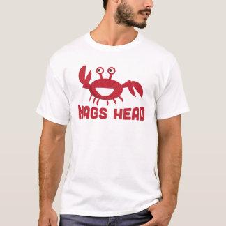 Nags Head T-shirt - Funny Red Crab