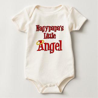 Nagypapa's Little Angel Baby Bodysuit