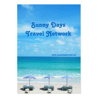 Naiharn Beach, Phuket Island Business Card