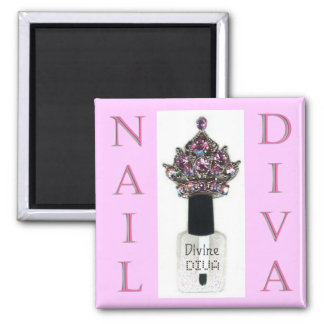 Nail Diva Magnet
