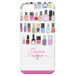 Nail polish bottles barely there iPhone 5 case