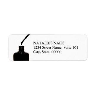 Nail Polish Labels