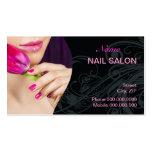 Nail Salon Business Card Business Cards
