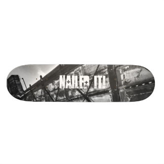 Nailed it Skateboard Deck