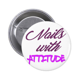 Nails With Attitude Button - Jamberry