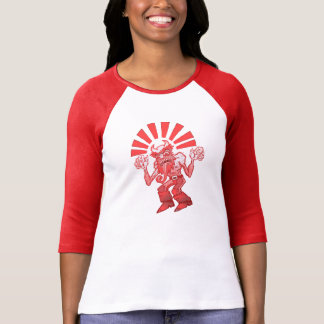 NAIN ROUGE Bella Raglan Shirt