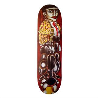 Naipe del Matador Skateboards