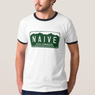 Naive Colorado T-Shirt