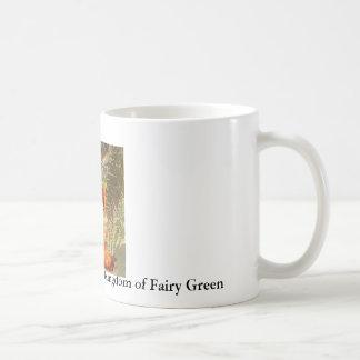 Naj the Recorder Basic White Mug