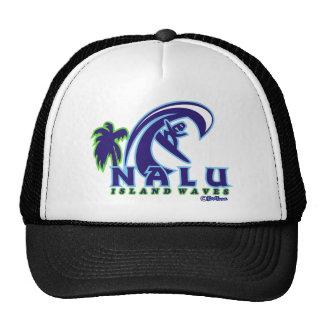 NALU01 Island Waves Product Cap