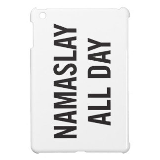 Namaslay All Day iPad Case