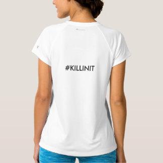 NAMASLAY #KILLINIT ATHLETIC TEE