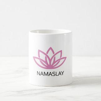 NAMASLAY MUG