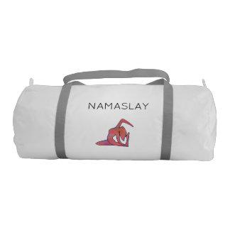 NAMASLAY Yoga Girl 2 Gym Bag Gym Duffel Bag