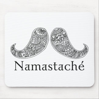 Namastache Mouse Pad