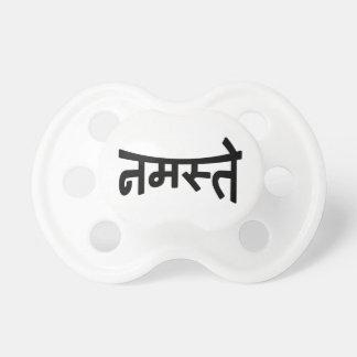 Namaste (नमस्ते) - Devanagari Script Dummy