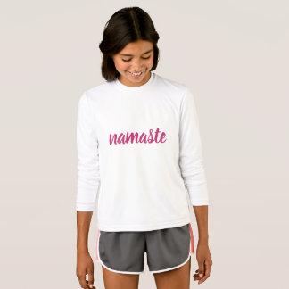 Namaste 4 Yoga Aficionados T-Shirt