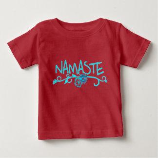 Namaste - Baby Yoga Clothing Baby T-Shirt