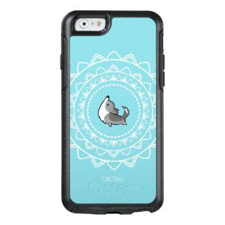 Namaste Blue Merle Corgi Otterbox Phone Case