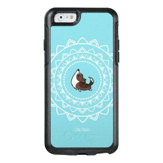 Namaste Brindle Corgi Otterbox Phone Case