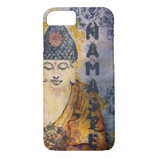 Namaste Buddha Phone Case