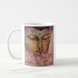 Namaste Buddha Watercolor Art Classic Coffee Mug