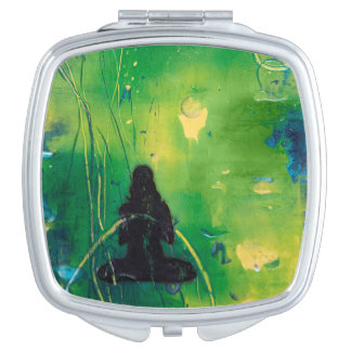 Namaste - Compact Mirror