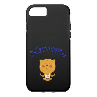 Namaste Cute Yoga Phone Case