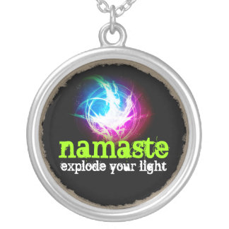 Namaste Explode your Light Necklace