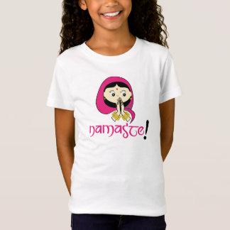 Namaste! (Girl) T-Shirt