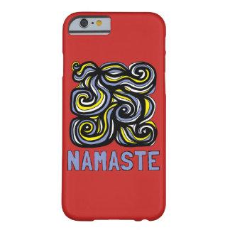 """""""Namaste"""" Glossy Phone Case"""