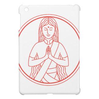 Namaste  Icon Cover For The iPad Mini