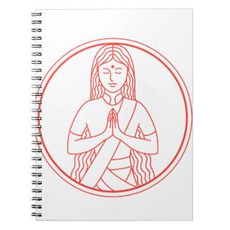 Namaste  Icon Notebooks