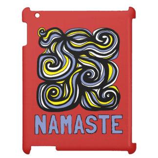 """""""Namaste"""" iPad, iPad Mini, iPad Mini 2, iPad Air Cover For The iPad"""